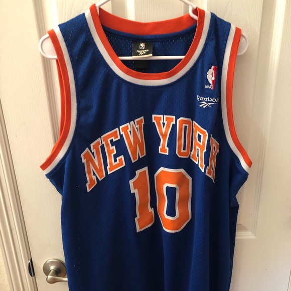 low priced 4bcde 63777 Reebok New York Knicks Walt Frazier Jersey